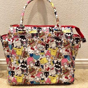 Sanrio x Jujube Hello Sanrio Be Classy Diaper Bag
